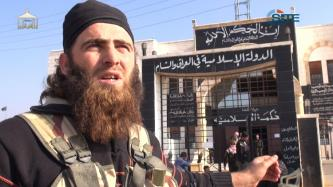 ISIL Promotes Shariah Court in Idlib in Video, Shows Hama Suicide Bombing
