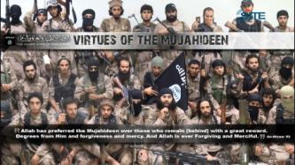 ISIL Promotes Jihad in Fourth Set of English Posters