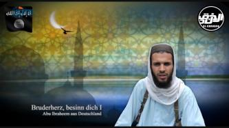 German IMU Spokesman Calls German Muslims to Do Jihad in New Series