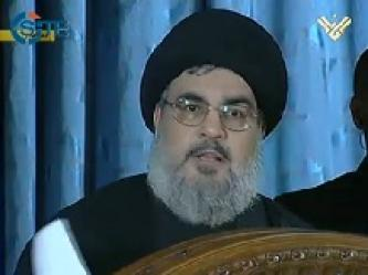 Nasrallah: Hezbollah Will Be Stronger after any Iran Nuclear Deal, Regional War is Alternative to an Understanding