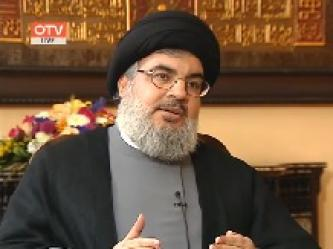 Nasrallah Discusses Iran Nuclear Deal, Syrian Civil War, and Lebanese Security in December 3 OTV Interview