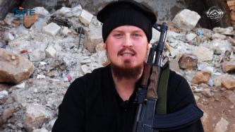 German Fighter in ISIL Calls Muslims to Participate in Syrian Jihad