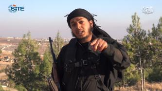 Saudi Fighter Promotes Jihad in Syria in ISIL Video