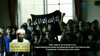 ISIL Video Features Clip of Bin Laden Promoting Islamic State