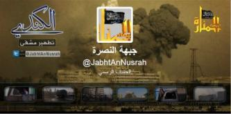 Al-Nusra Front Opens New Twitter Account, Thanks Supporters