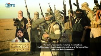 ISIL Video Features Clip of Abu Yahya al-Libi Promoting Islamic State