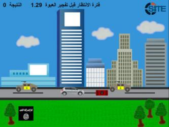 Jihadist Creates HTML5 Game Promoting Jihad in Syria