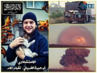 American Reportedly Involved in al-Nusra Front Suicide Bombing in Idlib (Update)