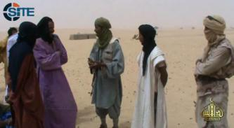 AQIM Shows Work of Preaching Convoys in the Sahara in Video