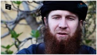 Chechen ISIL Commander Gives Eulogy for Former IEC Leader Doku Umarov