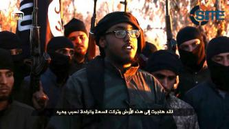 English-Speaking ISIL Fighter Threatens America, Canada
