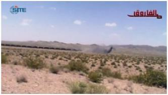 Ansar al-Furqan Releases Video of Bombing Iranian Military Train