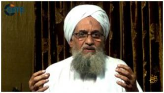 Zawahiri Reflects on Experiences in Tora Bora in Series on Bin Laden