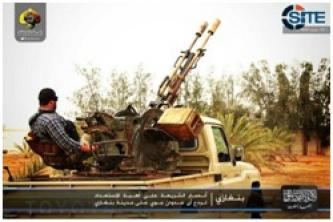 Ansar al-Shariah in Libya Claims Deterring Hifter Loyalists from Entering Benghazi