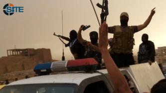 Jihadists Distribute Videos of ISIS Parades in Mosul, Captured Soldiers in Tikrit