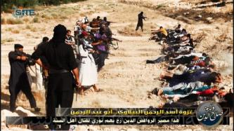 ISIS Releases 60 Pictures of Scenes from Jihadi Activity in Salah al-Din