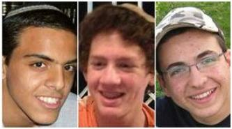 """Supporters of the Islamic State in Jerusalem"" Claims Murder of Three Teens in West Bank"