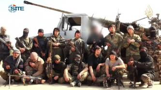 Kazakh Fighter Calls His Countrymen to Jihad in Syria or Home in IS Video