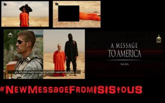 IS Supporters React to James Foley Beheading Video