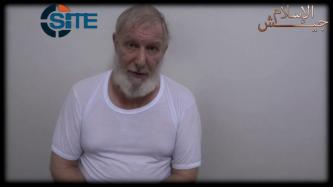 "Man Described as British Captive Appeals for Release in ""Jeish al-Islam"" Video"
