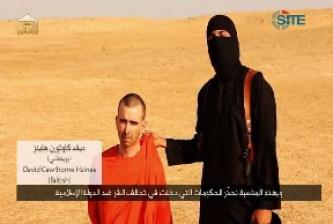 Jihadist on Twitter Discuss IS Kidnapping of David Cawthorne Haines