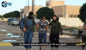 IS Publishes Photo Reports of Public Executions, Pledging of Sunni Tribes