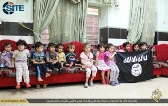 "IS Photo Reports Show Activities with Orphans in Ninawa, ""Prosperity"" in Mosul Under Caliphate"