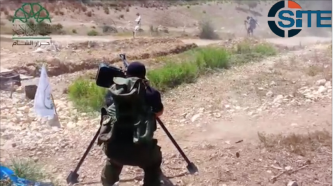 Islamic Front Publishes Video Showing Training of New Soldiers