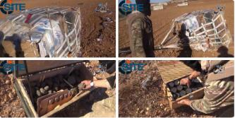 IS Video Shows American Aid Airdrop Landed in Group's Territory in Kobani