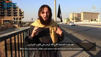 IS Releases Russian-Narrated Video Giving Tour of Mosul, Promoting Group