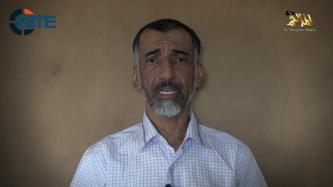 Yemeni National Security Officer Captured by AQAP Confesses in Video