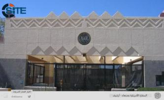 AQAP Claims Detonating Explosives at U.S. Embassy in Sana'a