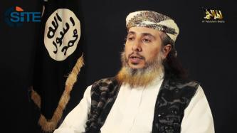 "AQAP Holds First ""International Press Conference"" with Group Official Nasser bin Ali al-Ansi"