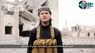 Canadian IS Fighter Calls Countrymen to Execute Lone-Wolf Attacks or Travel to Join Group