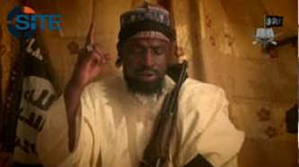 Boko Haram Leader Abu Bakr Shekau Expresses Joy for Charlie Hebdo Attack