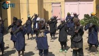 Alleged Boko Haram Mouthpiece Publishes Pictures of Fighters in Gambaru, Children Training