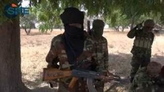 English-Speaking Boko Haram Fighter Discusses Group's Purpose in Video