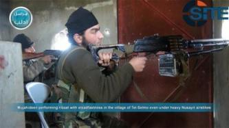 Al-Nusra Front Publishes Photo Update on Attack on Abu Duhur Airport
