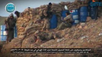 Al-Nusra Front Publishes Pictures of Attack on Hezbollah and Syrian Army in Qalamoun
