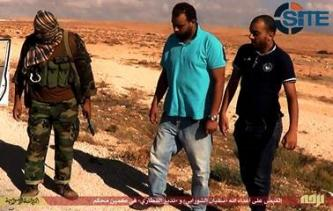 IS Division in Libya Claims Executing Two Journalists Captured in September 2014 Sofien Chourabi and Nadhir Ktari