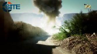 AQAP Releases Video on Twin Suicide Bombings at Yemen's First Military Region Command in Hadramawt