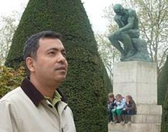 Jihadist Account Tweets Alleged Picture of Slain American Atheist Blogger Avijit Roy Following Attack
