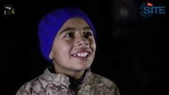 IS Video Shows Public Viewing in ar-Raqqah of Immolating Jordanian Pilot, Joyful Reactions of Men and Boy