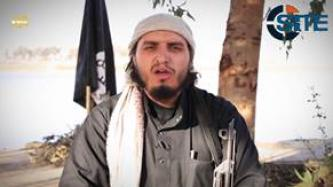 Jordanian IS Fighter Advises Individuals and Groups in Afghanistan-Pakistan to Pledge to IS