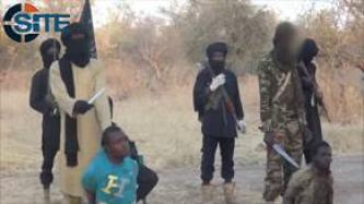 Boko Haram Beheads Two Spies in Video