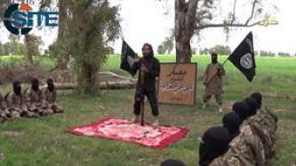 IS Releases Video on Abu Omar al-Baghdadi Training Camp in Kirkuk