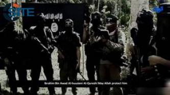 Alleged Abu Sayyaf Group Affiliate in Philippines Pledges to IS in Video