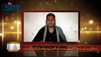 "TTP Jamat-ul-Ahrar Video Fundraises, Shows ""Common Laborer"" Discussing Torture in Pakistani Prisons"