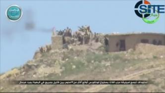 Nusra Front Video Shows Rocket Attack on Hezbollah in Qalamoun