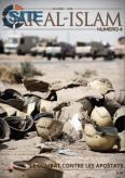 "4th Issue of IS French Magazine ""Dar al-Islam"""
